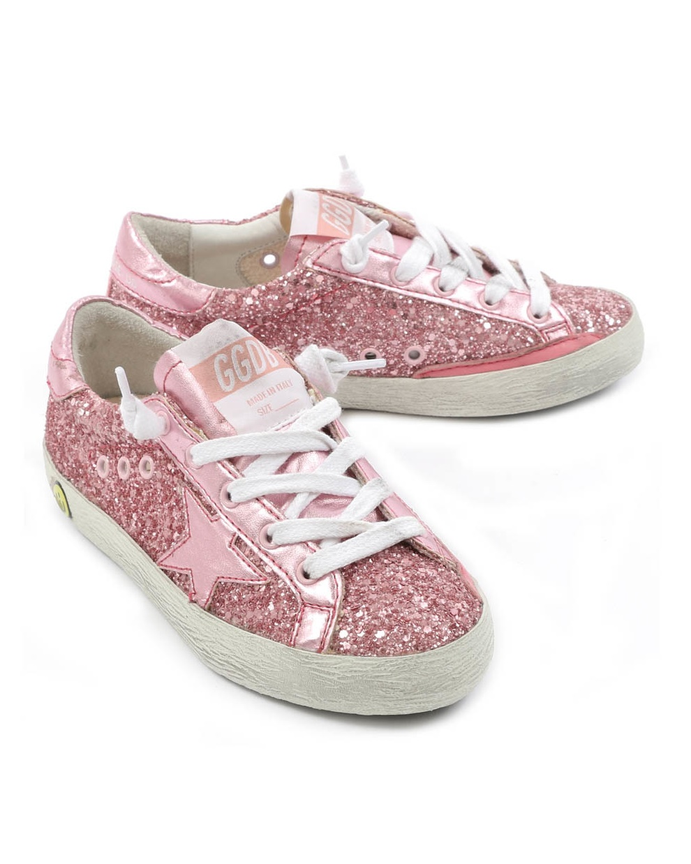 3081f36fed382 Home   Shoes   Sneakers   Superstar Sneakers Pink Glitter ...