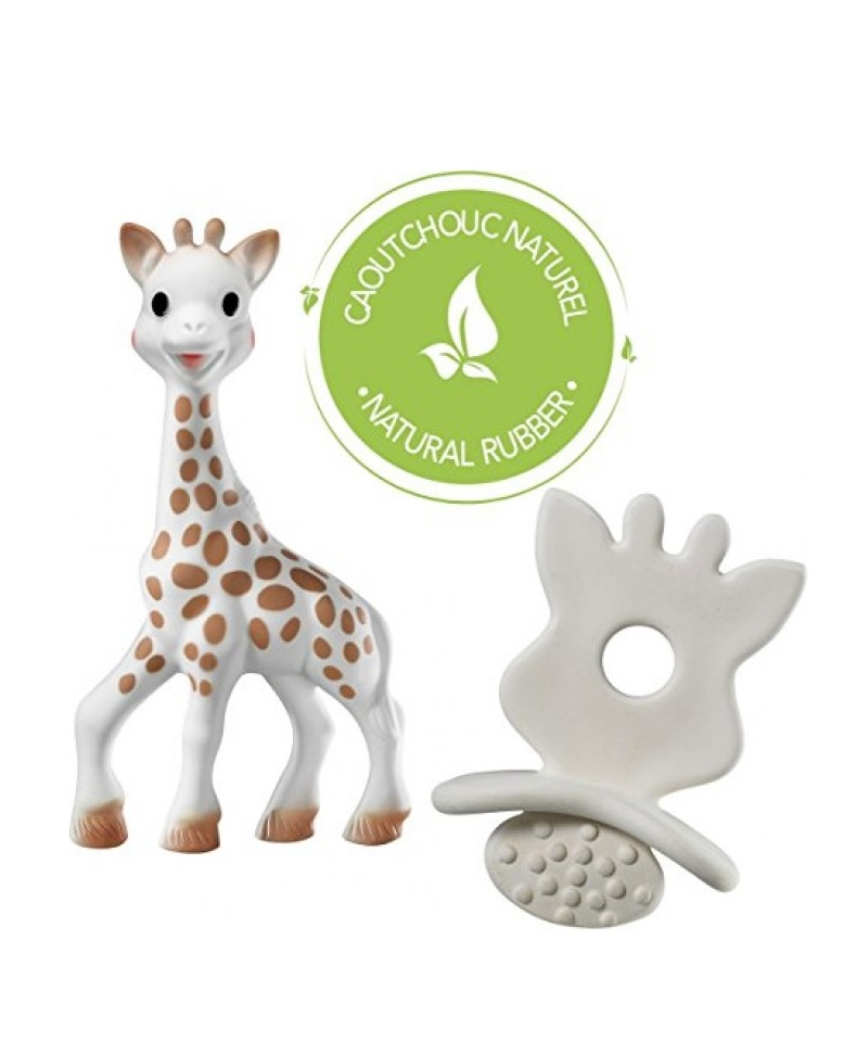 sophie la girafe natural soother sophie la girafe mylittleceleb. Black Bedroom Furniture Sets. Home Design Ideas