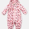 Ladybird Print All-In-One Puffer 1-1