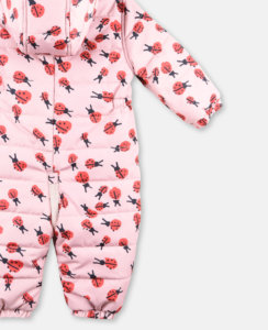 Ladybird Print All-In-One Puffer 4